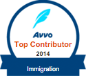 Best Immigration Lawyer Chicago - Avvo Top Contributor